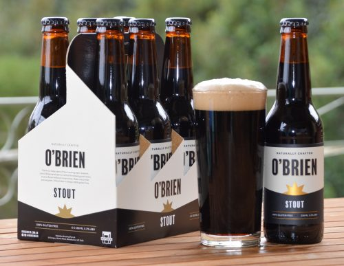 Another AIBA Gold Medal Awarded to O'Brien Beer